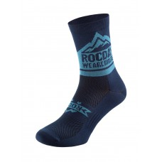 ROCDAY TRAIL Socks blue