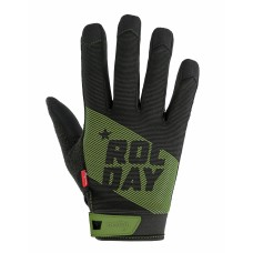 ROCDAY EVO GLOVES green
