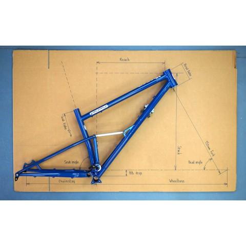 STARLING CYCLES CUSTOM MADE